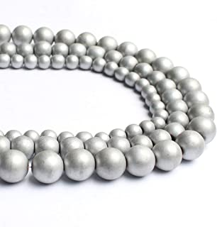 Best 8mm silver beads Reviews