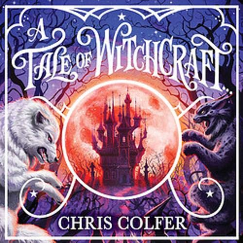 A Tale of Witchcraft cover art