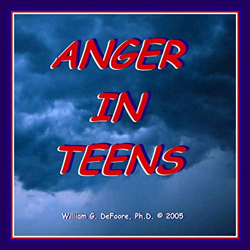 Anger in Teens cover art