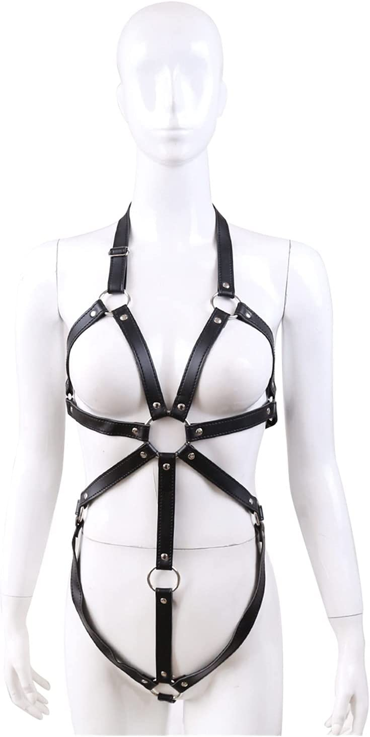 Max Gorgeous 87% OFF In2Ho Body Waist Belt Bedroom Leather Sling Decorations PU Party