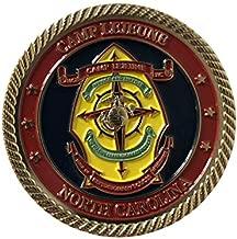 United States Marine Corps USMC Camp Lejeune North Carolina Challenge Coin