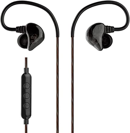 Avantree D18P Dual Driver High Definition in Ear Monitor...