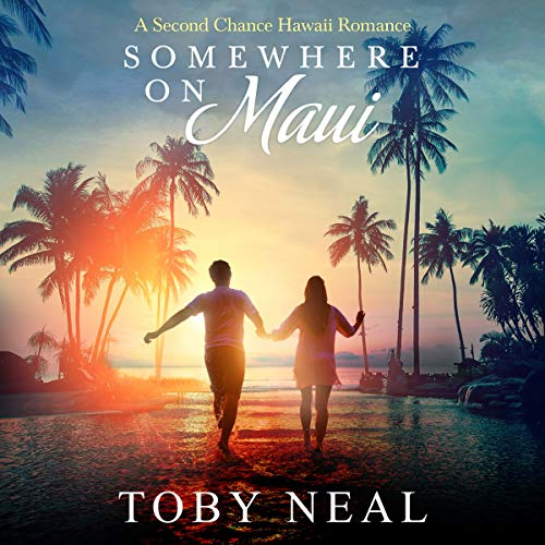 Somewhere on Maui audiobook cover art