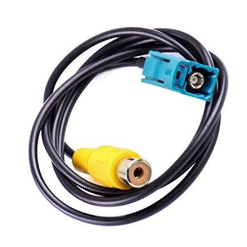 Dynavision Originale Comand Monitor Radio o Mercedes Benz C E CLS GLK ML / Volvo S80 S80L Cavo adattatore per auto RFK RVC AV per telecamera posteriore Telecamera posteriore