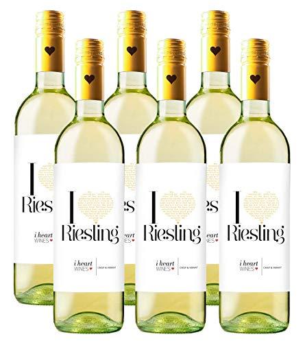 I heart Riesling Wein (6 x 0.75 l)