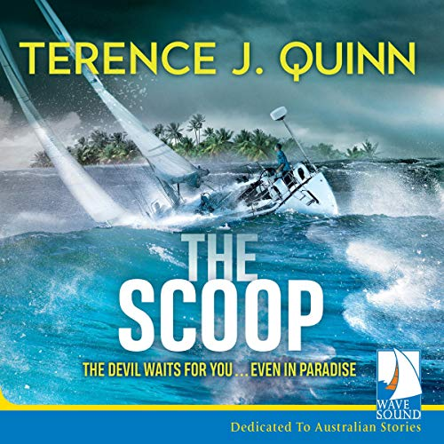 The Scoop audiobook cover art