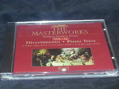 The Masterworks Vol. 32 Divertimento Piano Trios