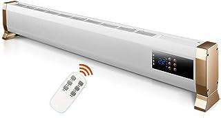Calentador de Placa Inferior Calentador eléctrico doméstico Ahorro de energía Rápido Calor Convección Colgante de Pared Radiador 2200w