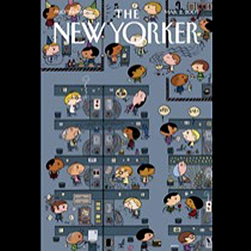 The New Yorker, March 2nd, 2009 (Ryan Lizza, A. M. Homes, Adam Gopnik)                   By:                                                                                                                                 Ryan Lizza,                                                                                        A. M. Homes,                                                                                        Adam Gopnik                               Narrated by:                                                                                                                                 Todd Mundt                      Length: 1 hr and 54 mins     1 rating     Overall 3.0
