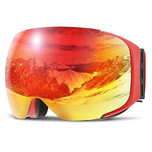 COPOZZ Ski Goggles