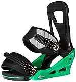 Burton Freestyle–Fijaciones para Tabla de Snowboard de...