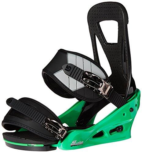 Burton Freestyle Re:Flex '17 - Tabla de snowboard para hombre, color verde