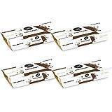4 BiPacks de Postres Vegetales Coco Chocolate. Postre vegetal. Alternativas a los lácteos con similar experiencia de consumo (sabor, textura). Aptos Intolerancia Lactosa. 4 x 220g (8 x 110g)