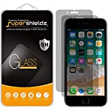 (2 Pack) Supershieldz for Apple iPhone 6 and iPhone 6s (Privacy) Anti Spy Tempered Glass Screen Protector, 0.33mm, Anti Scratch, Bubble Free