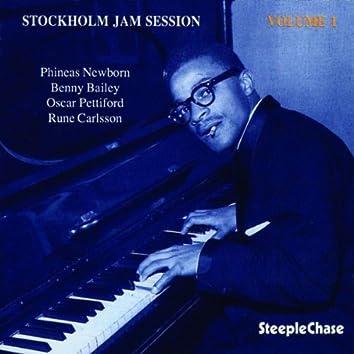 Stockholm Jam Session, Vol. 1