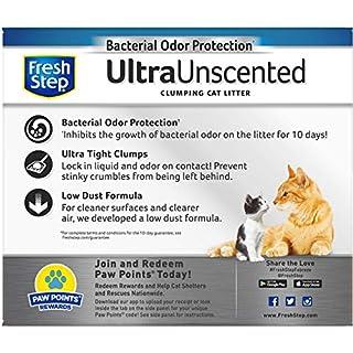 Fresh Step Ultra Unscented Litter