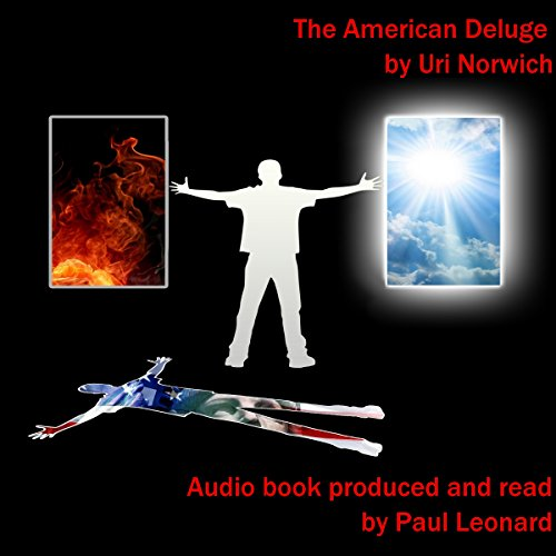 The American Deluge audiobook cover art