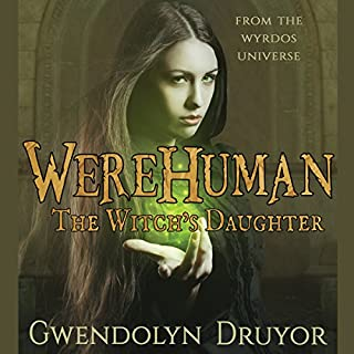 WereHuman cover art