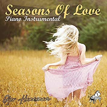 Seasons of Love (Piano Instrumental)
