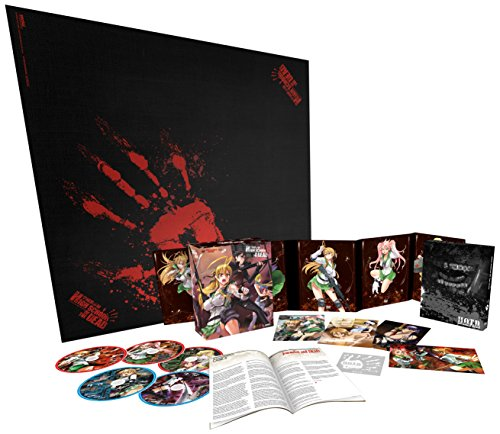 High School of the Dead Collectors Edition DVD/BD Boxed Set