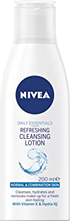 NIVEA Daily Essentials Refreshing Cleansing Lotion, 200ml