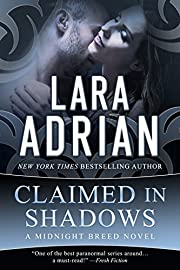 Claimed in Shadows: A Midnight Breed Novel (The Midnight Breed Series)