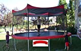 Propel Trampolines Propel Shade Cover, 15', Multicolor