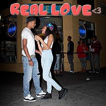 Real Love (feat. Giovanna Hackett)