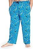 Looney Tunes Pantalon Pijama Hombre, Pantalon Pijama Hombre Invierno Algodon 100% con...