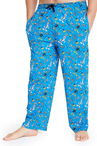Looney Tunes Pantalon Pijama Hombre,...