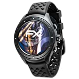 atFoliX Anti-Shock Pellicola protettiva compatibile con New Balance NB RunIQ Watch Pellicola Proteggi, ultra chiara e che assorbe gli urti FX Pellicola Protettiva (3X)