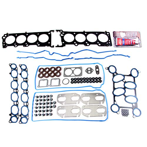 ANPART Automotive Replacement Parts Engine Kits Head Gasket Sets Fit: Lincoln Blackwood 5.4L 2002