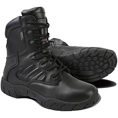 Kombat UK Tactical Pro Boot-Black, Mixte, Tactical Pro, Noir