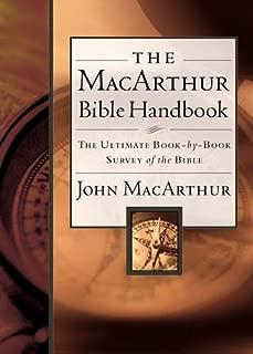 Best macarthur study bible nasb leather Reviews