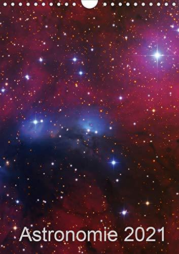 Astronomie 2021 (Wandkalender 2021 DIN A4 hoch)