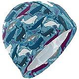 Like Moon Swimming Cap Bonnet De Bain Requin Baleine Océan Poisson Bonnet De Bain...