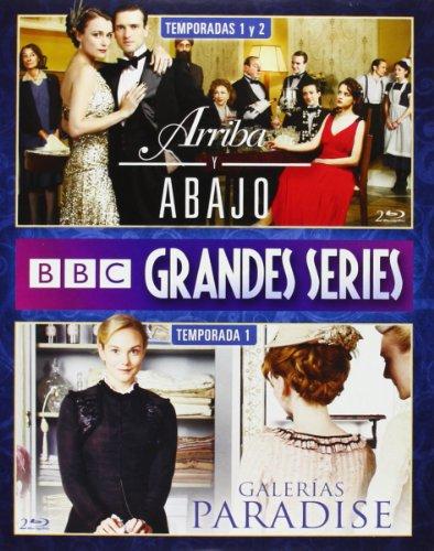 Grandes series BBC: Arriba y abajo + Galerías Paradise [Blu-ray]