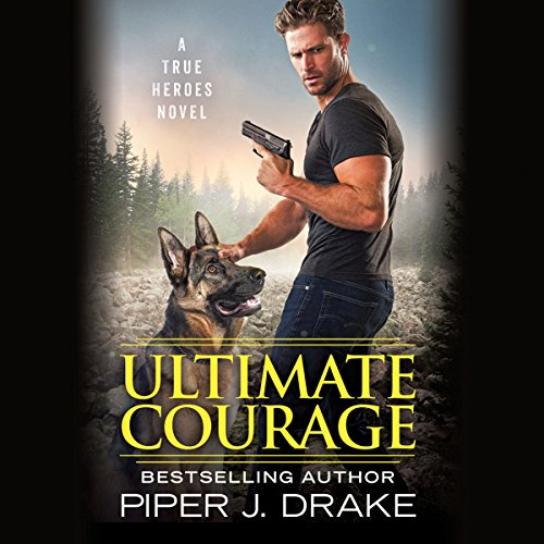 Ultimate Courage audiobook cover art