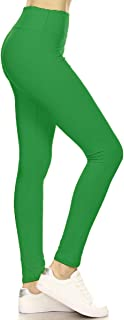 High Waisted Leggings -Soft & Slim - 37+ Colors & 1000+...