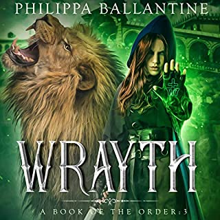 Wrayth audiobook cover art