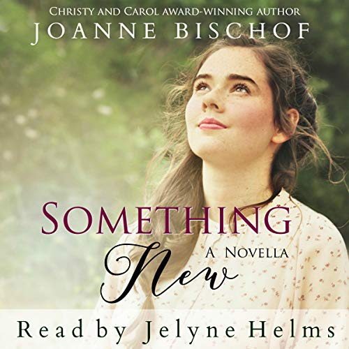 Something New: A Novella audiobook cover art