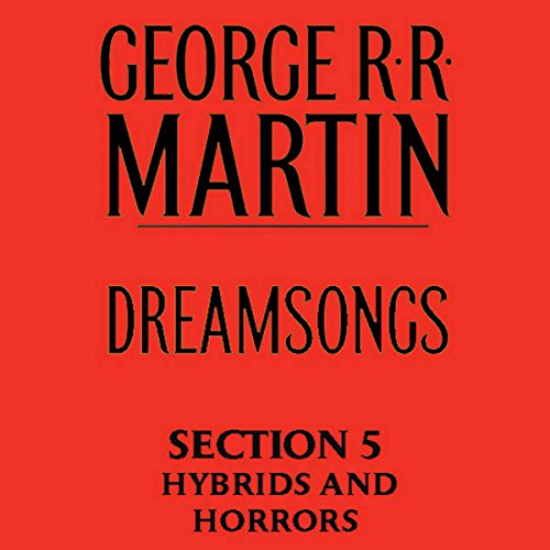 Dreamsongs, Section 5 audiobook cover art