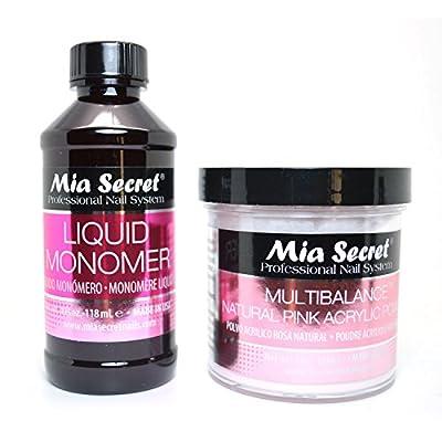 MIA SECRET LIQUID MONOMER + ACRYLIC POWDER