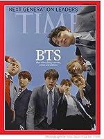 TIME ASIA【米国雑誌】 BTS 防弾少年団 表紙 2018年 10月 22日 号 (英語) + ポスター