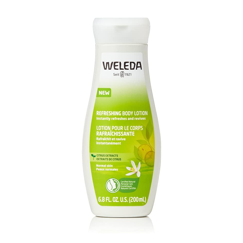 Weleda Citrus Refreshing Body Lotion, 6.8 Fl Oz