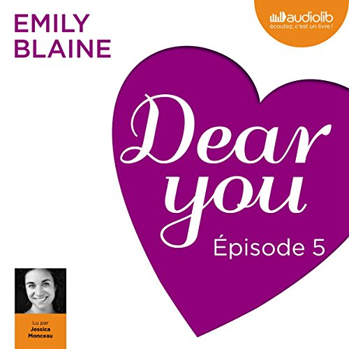 Dear you 5 audiobook cover art