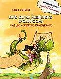 Vorlesegeschichten aus dem Schloss über den Wolken: Der kleine Zauberer Wackelzahn und die verlorene Königskrone