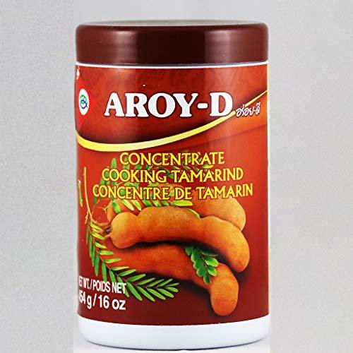 Aroy-D concentrado de tamarindo tailandés 454 g