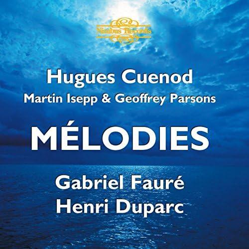 Hugues Cuenod, Martin Isepp & Geoffrey Parsons
