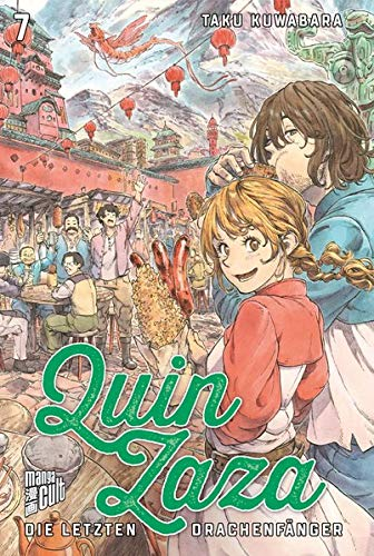 Quin Zaza - Die letzten Drachenfänger 7